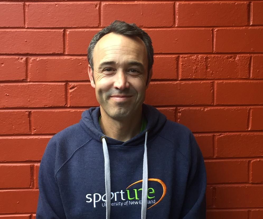 Matt Pine, UNEs High Performance Manager