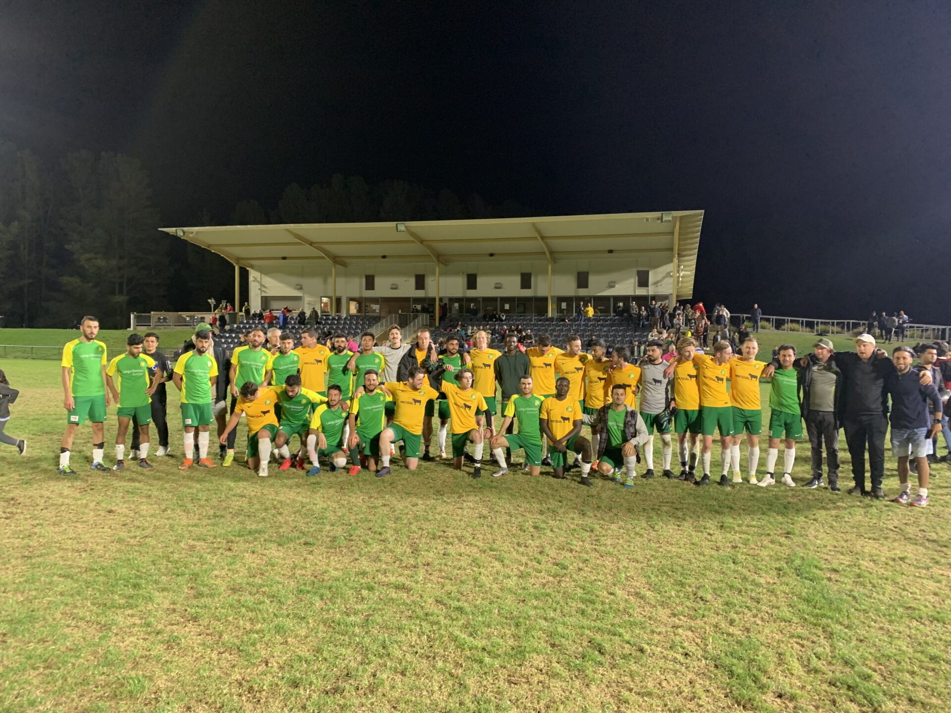 South Armidale United FC, 2020 at Bellevue Oval