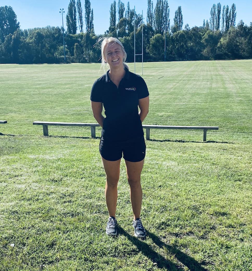 Merlee Stoldt, SportUNE Customer Service Team